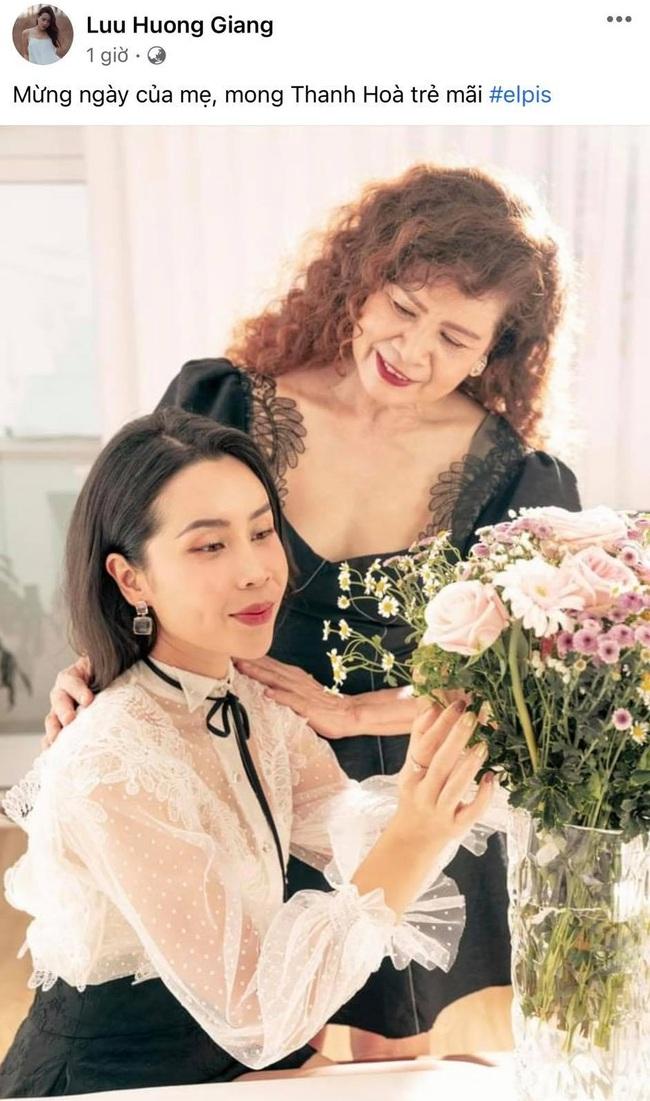 """Sao Việt trong Ngày của mẹ: Kim Lý gửi lời yêu thương cho 4 người mẹ cùng Hồ Ngọc Hà, Nhã Phương nhắn nhủ """"bên mẹ là nơi bình yên nhất"""" - Ảnh 15."""