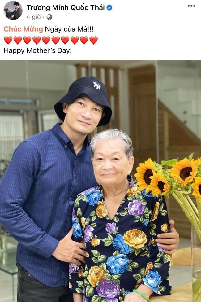 """Sao Việt trong Ngày của mẹ: Kim Lý gửi lời yêu thương cho 4 người mẹ cùng Hồ Ngọc Hà, Nhã Phương nhắn nhủ """"bên mẹ là nơi bình yên nhất"""" - Ảnh 3."""