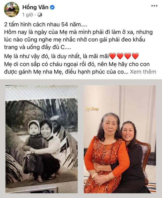 """Sao Việt trong Ngày của mẹ: Kim Lý gửi lời yêu thương cho 4 người mẹ cùng Hồ Ngọc Hà, Nhã Phương nhắn nhủ """"bên mẹ là nơi bình yên nhất"""" - Ảnh 4."""