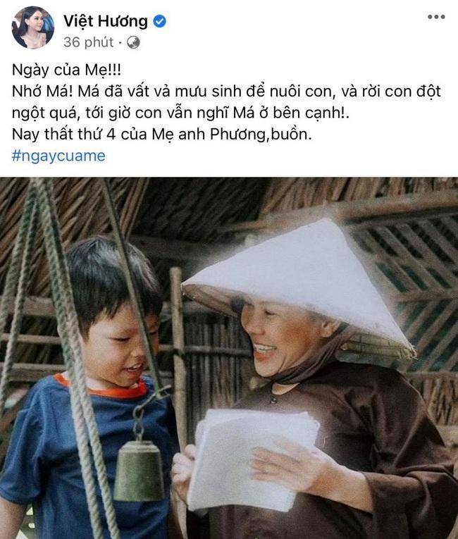 """Sao Việt trong Ngày của mẹ: Kim Lý gửi lời yêu thương cho 4 người mẹ cùng Hồ Ngọc Hà, Nhã Phương nhắn nhủ """"bên mẹ là nơi bình yên nhất"""" - Ảnh 5."""