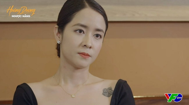 Hướng dương ngược nắng: Mẹ Cami sang chảnh tới gặp Minh, chính thức nói ra mối quan hệ với Hoàng - Ảnh 1.