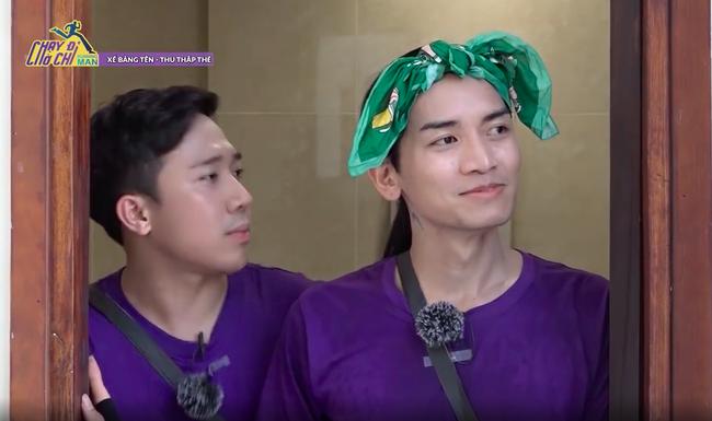 Fanpage Running Man mùa 1 đăng clip Trấn Thành - BB Trần chạy trốn, netizen xem xong phán câu đau lòng này  - Ảnh 3.