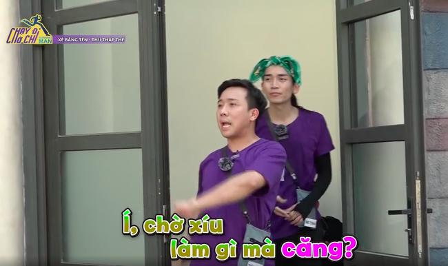 Fanpage Running Man mùa 1 đăng clip Trấn Thành - BB Trần chạy trốn, netizen xem xong phán câu đau lòng này  - Ảnh 6.