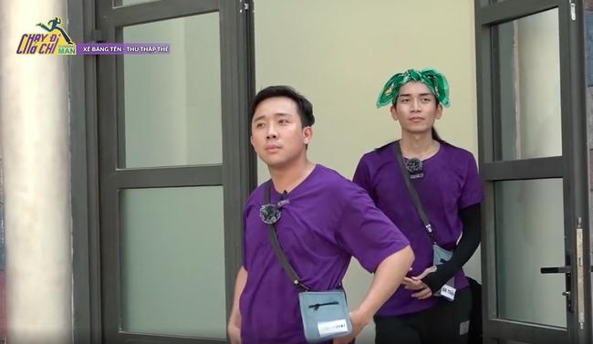 Fanpage Running Man mùa 1 đăng clip Trấn Thành - BB Trần chạy trốn, netizen xem xong phán câu đau lòng này  - Ảnh 5.