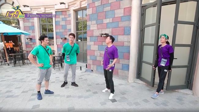 Fanpage Running Man mùa 1 đăng clip Trấn Thành - BB Trần chạy trốn, netizen xem xong phán câu đau lòng này  - Ảnh 2.