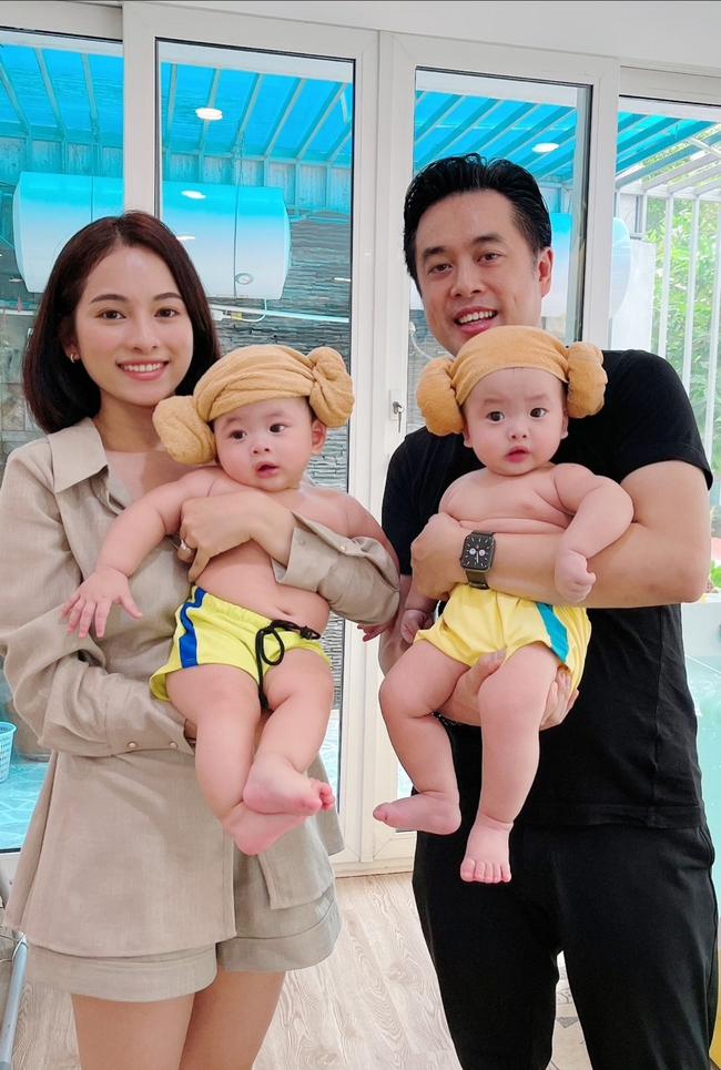 Cuộc sống hôn nhân sau 2 năm, Dương Khắc Linh chưa bao giờ khiến vợ phải ghen còn hé lộ câu nói ngọt ngào nhất dành cho Sara Lưu - Ảnh 3.