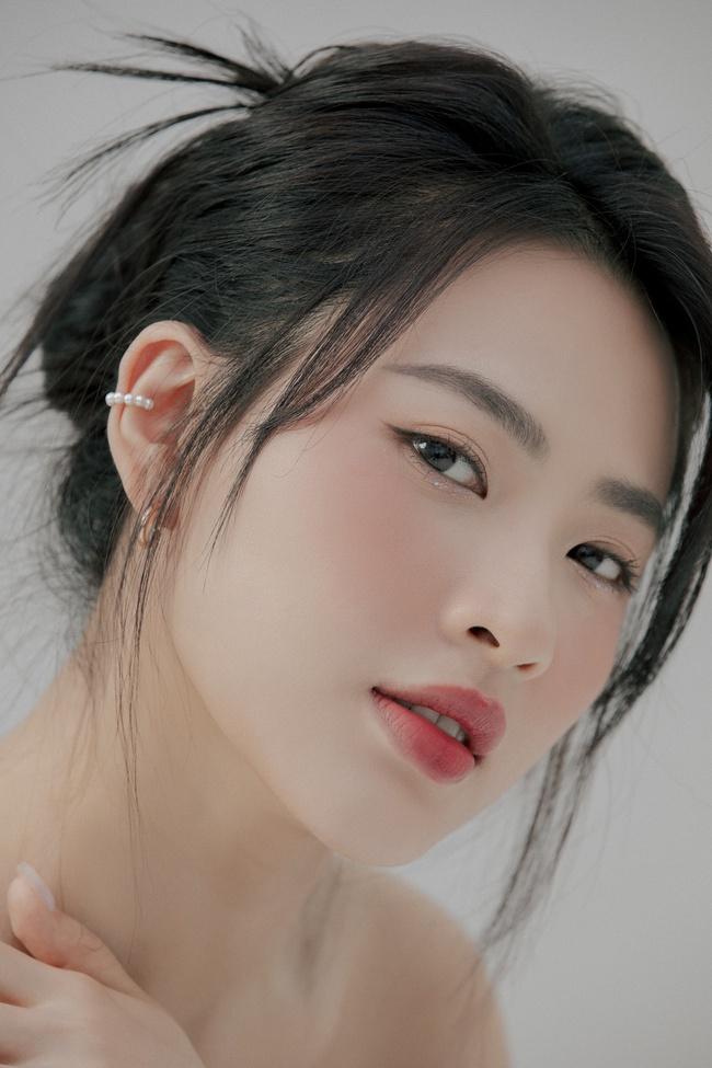 Cây táo nở hoa: Minh Trang - Song Luân phản ứng thế nào khi được gán ghép vì quá đẹp đôi  - Ảnh 8.