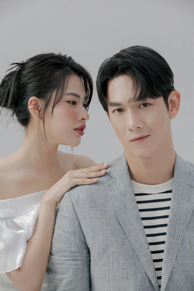 Cây táo nở hoa: Minh Trang - Song Luân phản ứng thế nào khi được gán ghép vì quá đẹp đôi  - Ảnh 5.