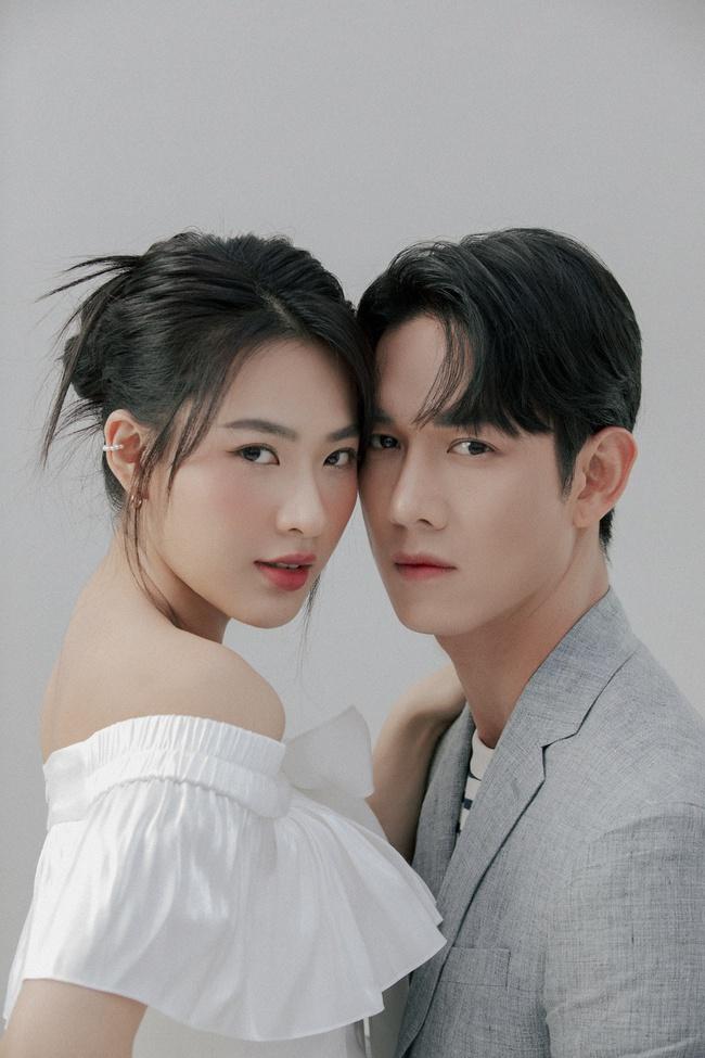 Cây táo nở hoa: Minh Trang - Song Luân phản ứng thế nào khi được gán ghép vì quá đẹp đôi  - Ảnh 4.