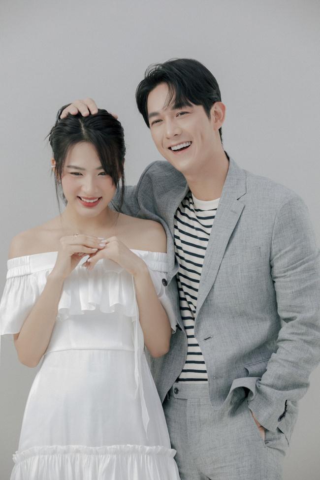 Cây táo nở hoa: Minh Trang - Song Luân phản ứng thế nào khi được gán ghép vì quá đẹp đôi  - Ảnh 9.