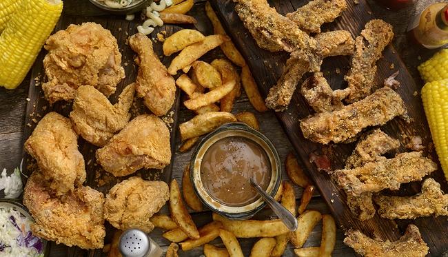 4 loại thực phẩm chống chỉ định ăn vào buổi tối vì sẽ khiến vòng eo của bạn nở to ra - Ảnh 3.