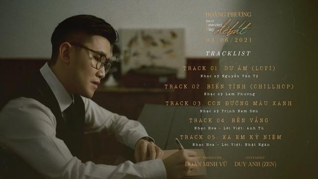 """Hoàng Phương (The Debut) làm mới """"Con đường màu xanh"""" với phong cách nhạc Jazz - Ảnh 4."""