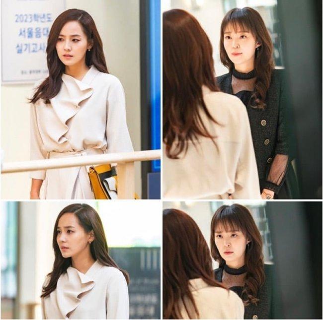 """Cuộc chiến thượng lưu 3 tập 2: Oh Yoon Hee chạm trán với """"cánh tay phải"""" của Logan Lee, fan sốc nhất là ở chi tiết này  - Ảnh 2."""