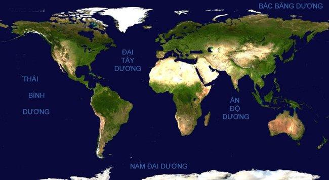 Sách giáo khoa Địa lý có thể phải sửa đổi vì thế giới vừa có sự thay đổi cực lớn - Ảnh 2.