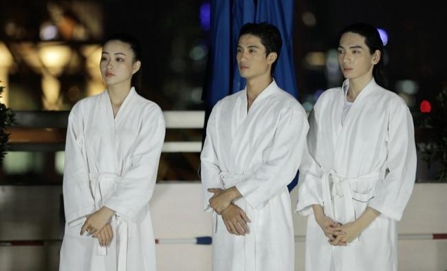"""Tái xuất tại """"The Face online"""", Minh Tú dằn mặt không từ một ai, Cao Thiên Trang tức giận khi thành viên """"gánh team"""" bị loại - Ảnh 11."""