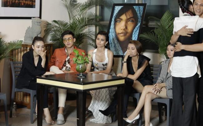 """Tái xuất tại """"The Face online"""", Minh Tú dằn mặt không từ một ai, Cao Thiên Trang tức giận khi thành viên """"gánh team"""" bị loại - Ảnh 13."""