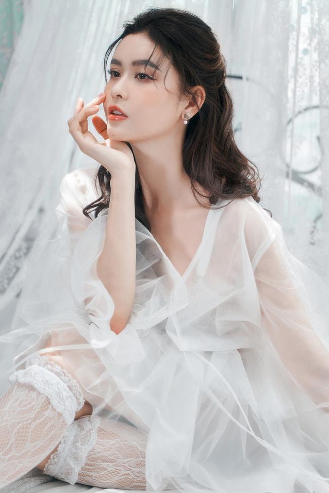 Trương Quỳnh Anh khoe nhan sắc xinh đẹp, gợi cảm, tươi tắn dù vừa trải qua ca phẫu thuật - Ảnh 3.