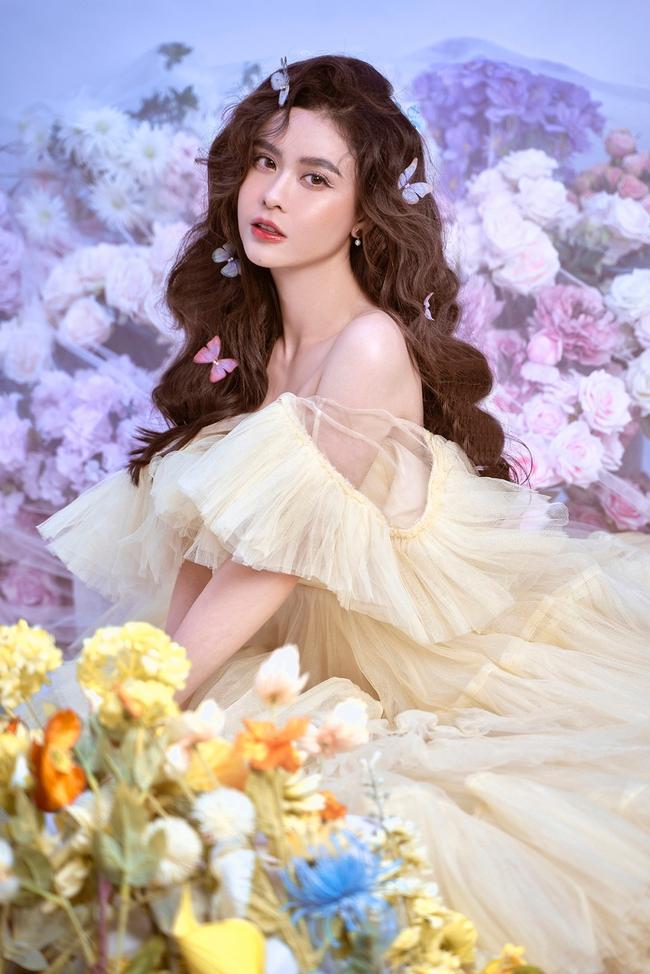 Trương Quỳnh Anh khoe nhan sắc xinh đẹp, gợi cảm, tươi tắn dù vừa trải qua ca phẫu thuật - Ảnh 2.