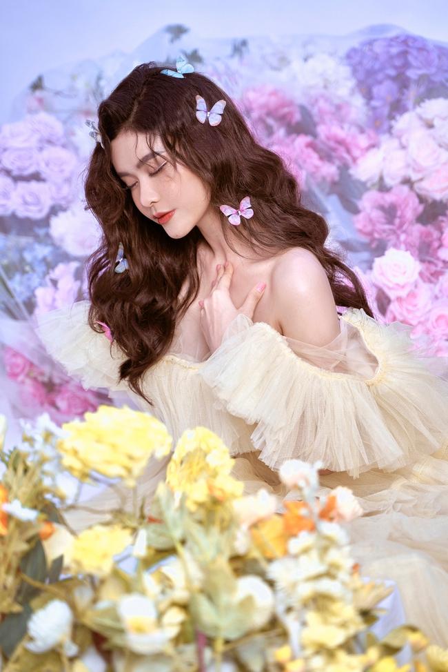 Trương Quỳnh Anh khoe nhan sắc xinh đẹp, gợi cảm, tươi tắn dù vừa trải qua ca phẫu thuật - Ảnh 8.