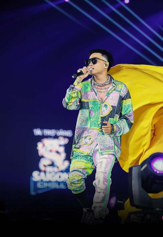 8 bài hát nào chưa từng có ở Rap Việt ra mắt tại Live Concert Rap Việt All-Star công chiếu trên YouTube? - Ảnh 7.