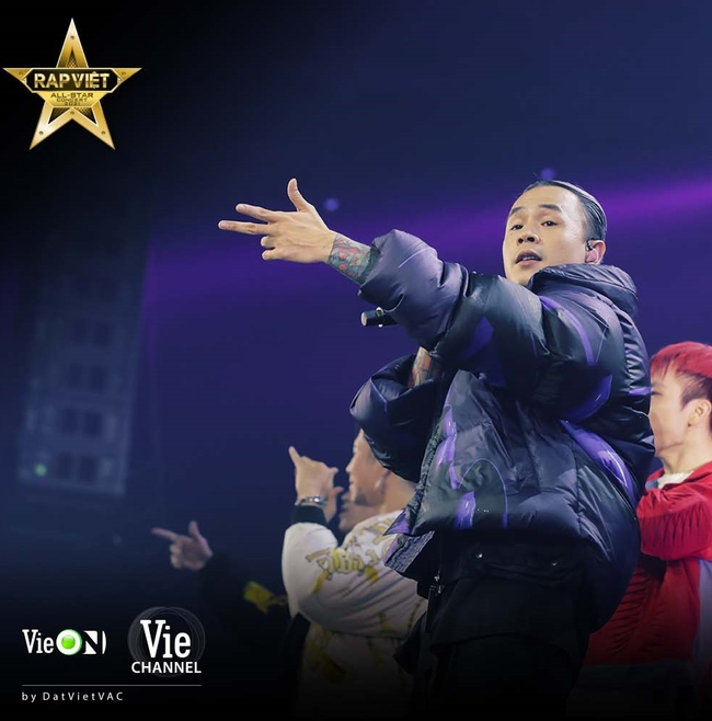 8 bài hát nào chưa từng có ở Rap Việt ra mắt tại Live Concert Rap Việt All-Star công chiếu trên YouTube? - Ảnh 8.