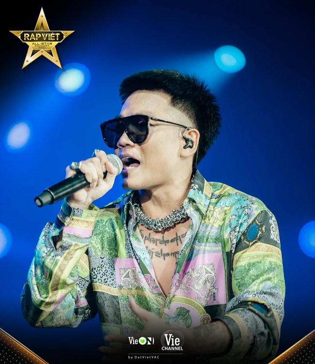 8 bài hát nào chưa từng có ở Rap Việt ra mắt tại Live Concert Rap Việt All-Star công chiếu trên YouTube? - Ảnh 2.