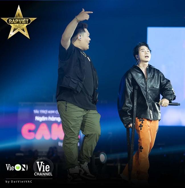 8 bài hát nào chưa từng có ở Rap Việt ra mắt tại Live Concert Rap Việt All-Star công chiếu trên YouTube? - Ảnh 4.