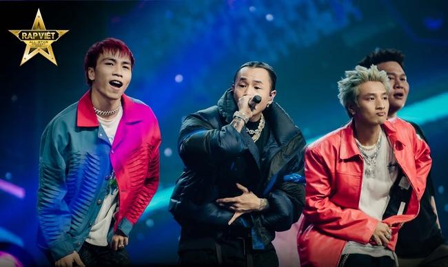 8 bài hát nào chưa từng có ở Rap Việt ra mắt tại Live Concert Rap Việt All-Star công chiếu trên YouTube? - Ảnh 9.