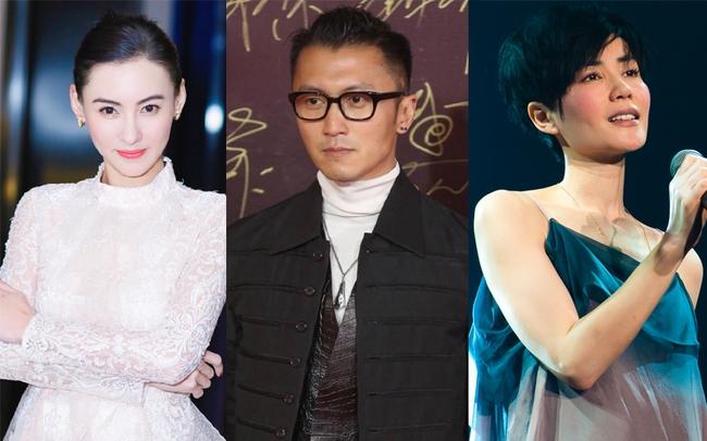 Vương Phi trở thành kẻ thất bại trong chuyện tình tay 3 với Tạ Đình Phong và Trương Bá Chi? - Ảnh 1.