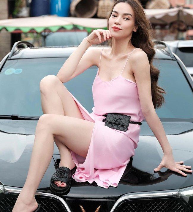 Hà Hồ bày cho chị em cách chọn giày hợp mọi hoàn cảnh, tham khảo thì ắt sẽ lên trình mặc đẹp mặc sang - Ảnh 1.