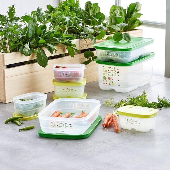 Siêu sale 6/6: Tupperware sale kịch trần 50% nhiều sản phẩm hộp mát và bảo quản thực phẩm, bơi nhanh vào vợt kẻo hết - Ảnh 9.