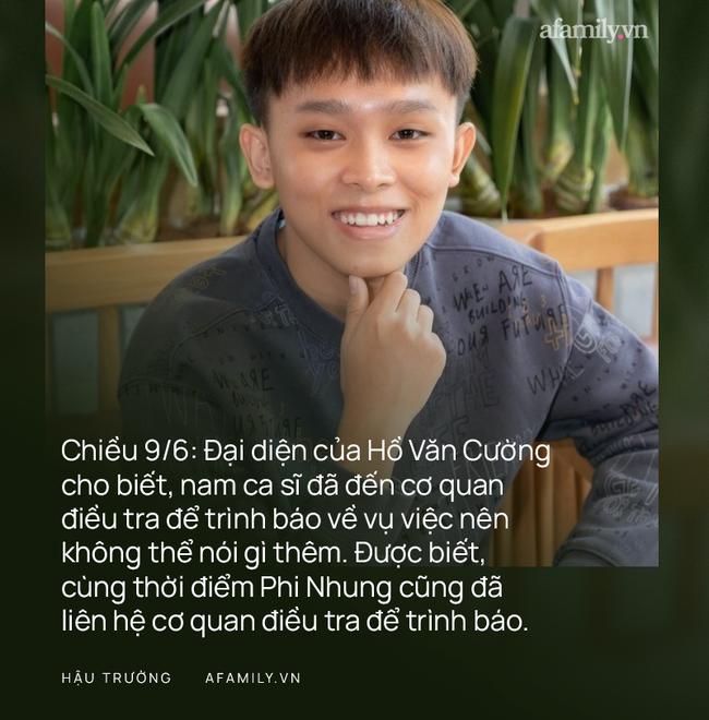 """Toàn cảnh vụ lùm xùm của Phi Nhung và Hồ Văn Cường: Bài đăng kêu cứu thay Hồ Văn Cường, tới lời khẳng định """"đanh thép"""" từ Phi Nhung về cát xê của con trai nuôi - Ảnh 7."""