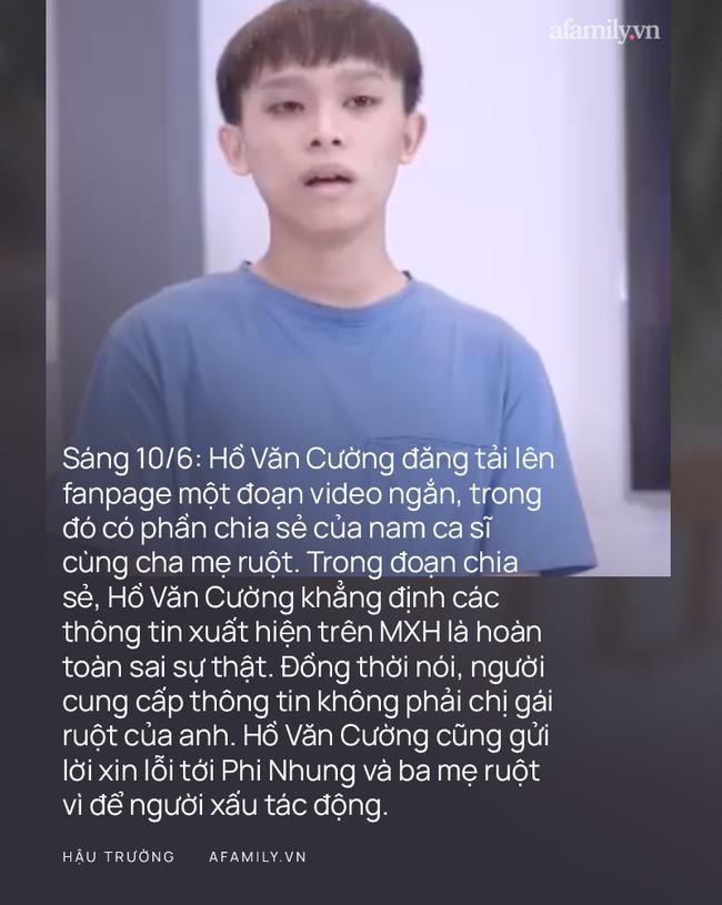 """Toàn cảnh vụ lùm xùm của Phi Nhung và Hồ Văn Cường: Bài đăng kêu cứu thay Hồ Văn Cường, tới lời khẳng định """"đanh thép"""" từ Phi Nhung về cát xê của con trai nuôi - Ảnh 8."""