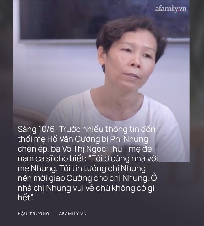"""Toàn cảnh vụ lùm xùm của Phi Nhung và Hồ Văn Cường: Bài đăng kêu cứu thay Hồ Văn Cường, tới lời khẳng định """"đanh thép"""" từ Phi Nhung về cát xê của con trai nuôi - Ảnh 10."""