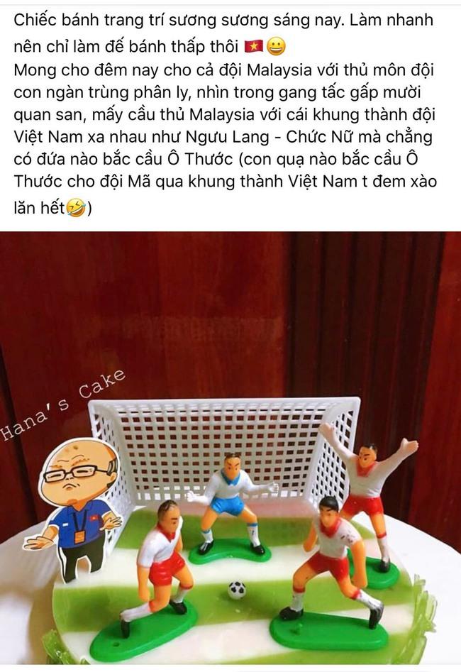 """Dân mạng """"hừng hực"""" tinh thần cổ vũ đội tuyển Việt Nam trước giờ ra sân  - Ảnh 2."""