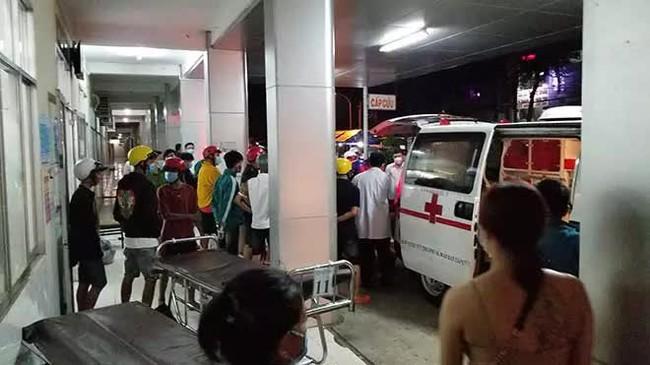 Kinh hoàng: Nam thanh niên bị đâm khi dự tiệc sinh nhật, nhập viện cấp cứu lại tiếp tục bị truy sát đến tử vong  - Ảnh 1.