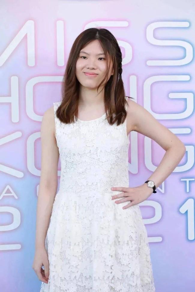 """Cuộc thi Hoa hậu Hong Kong 2021: Dàn thí sinh dự thi khiến cộng đồng mạng choáng váng vì nhan sắc """"khó đỡ"""" - Ảnh 5."""
