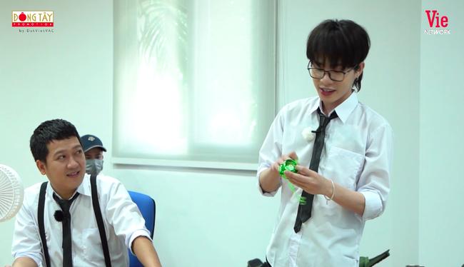 Running Man Vietnam: BTC liên tục đăng clip Lan Ngọc - Trường Giang - Jack nhưng không thấy Karik, liệu có đổi người?  - Ảnh 2.