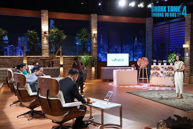 """Tái xuất tại Shark Tank, Shark Louis được Shark Liên ủng hộ, cùng rót 4 tỷ cho startup """"thịt thực vật"""" - Ảnh 1."""