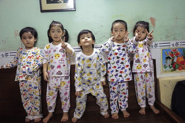 """Từ """"con vịt không biết đẻ"""" đến hành trình mang bầu 5 đứa con:  - Ảnh 7."""