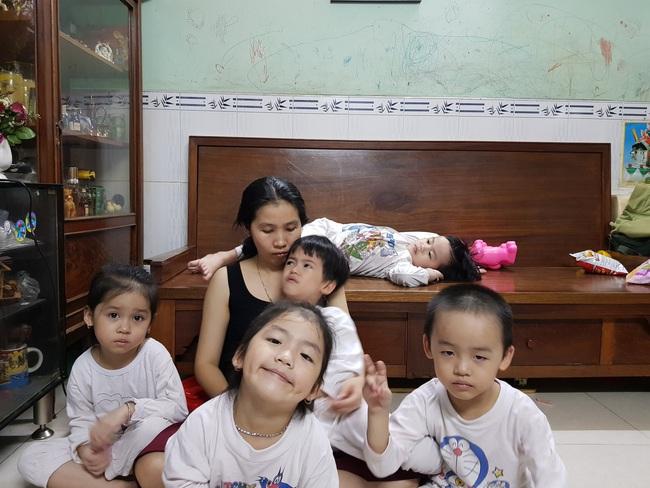 """Từ """"con vịt không biết đẻ"""" đến hành trình mang bầu 5 đứa con:  - Ảnh 6."""