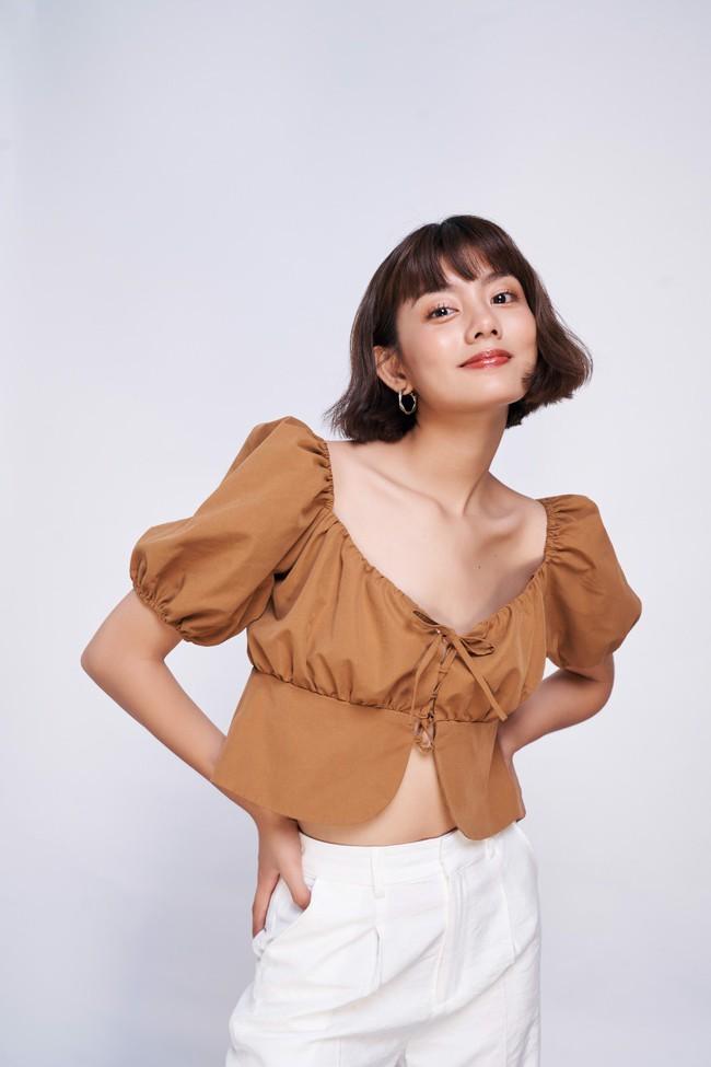Rosé và Jihyo vừa diện áo blouse cổ vuông rất sang xịn mịn, gợi ý cho bạn vài thiết kế tương tự để sắm theo - Ảnh 9.
