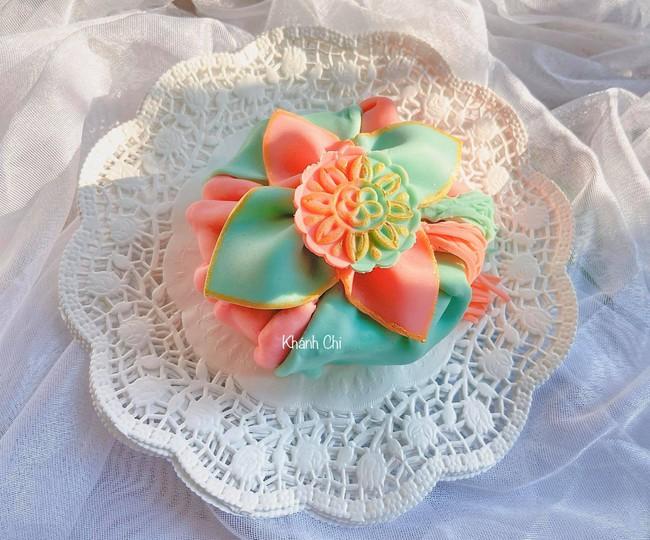 9X xinh xắn trổ tài làm xôi hoa đậu Hàn Quốc, thành quả quá đẹp mắt khiến ai cũng hết lời khen ngợi - Ảnh 11.