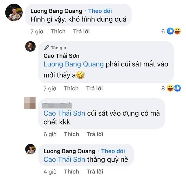 """Cao Thái Sơn khoe hình xăm tên người yêu cũ gần chỗ nhạy cảm, Lương Bằng Quang lập tức làm """"thánh soi"""" - Ảnh 4."""