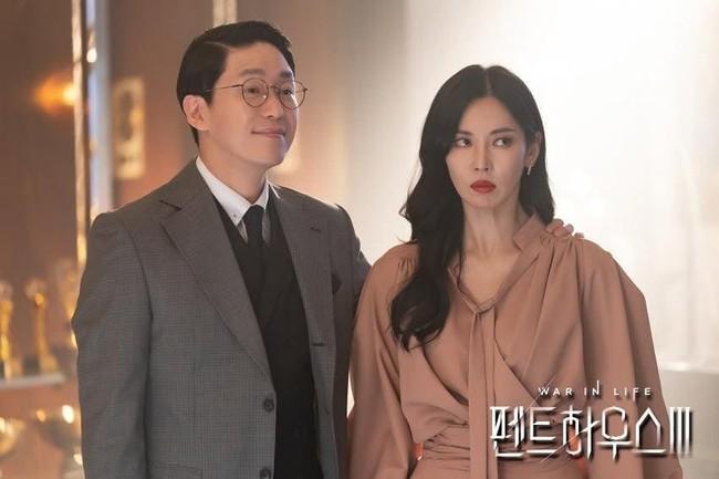 """Cuộc chiến thượng lưu 3 tập 3: Ha Yoon Cheol đau đớn vì Seo Jin lại quay về bên Ju Dan Tae, tình """"huynh đệ"""" chắc bền lâu! - Ảnh 4."""