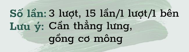 Bài tập mông với tạ siêu đơn giản cùng HLV Lê Hằng chị em trong hệ mê mông không thể bỏ qua - Ảnh 9.
