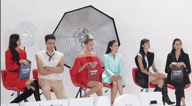 The Face online: mỹ nam Người ấy là ai quyết định dừng thi khiến dàn Cao Thiên Trang, Nguyễn Hợp phản ứng gay gắt - Ảnh 1.