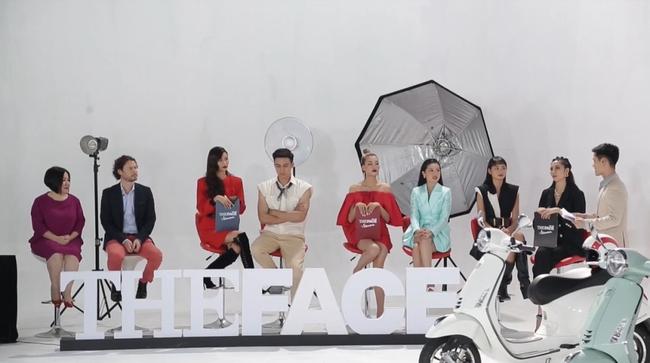The Face online: mỹ nam Người ấy là ai quyết định dừng thi khiến dàn Cao Thiên Trang, Nguyễn Hợp phản ứng gay gắt - Ảnh 2.