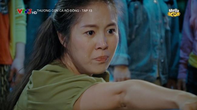 Lê Phương bị tắt tiếng, sưng mắt sau cảnh đánh ghen gây xôn xao mạng xã hội  - Ảnh 6.