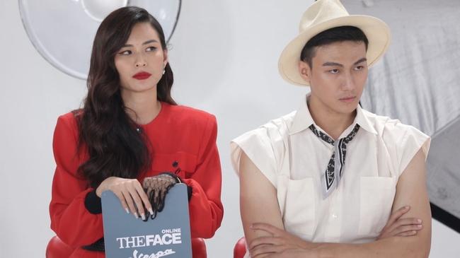 The Face online: mỹ nam Người ấy là ai quyết định dừng thi khiến dàn Cao Thiên Trang, Nguyễn Hợp phản ứng gay gắt - Ảnh 7.